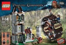NEW Sealed! LEGO Pirates of the Caribbean The Mill 4183 Retired Very Rare