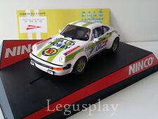 "SCX Scalextric Slot Ninco 50354 Porsche 911 SC ""SALO DEL HOBBY"" 2004 LT. ED 500"