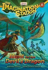 Hunt for the Devil's Dragon (AIO Imagination Station Books), Batson, Wayne, Heri