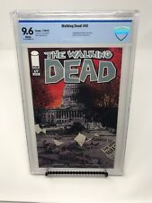 The Walking Dead #69 -CBCS 9.6 -1st Alexandria & Heath -Kirkman Comic (CGC, PGX)
