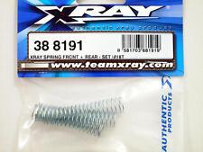 Xray Spring Front + Rear - Set M18T - Soft-Medium 388191 modellismo