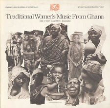Traditional Women's Music From Ghana: Ewe Fanti As (2009, CD NIEUW) CD-R
