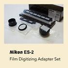 Genuine [NIKON ES-2] Film Digitizing Adapter