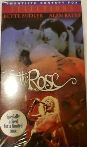 The Rose (VHS, 1996)