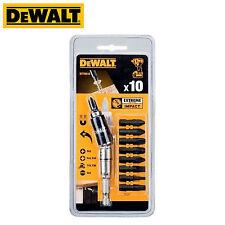 DeWALT DT70518 10 pcs Magnetic Pivot Driver Bit Set