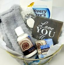 Get Well Soon Gift Basket - Care Package - Send a Hug in a Basket Care Package