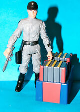 STAR WARS LEGACY IMPERIAL SCANNING CREW LOOSE COMPLETE