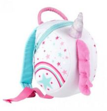 LittleLife Unicorn Toddler Backpack With Rein