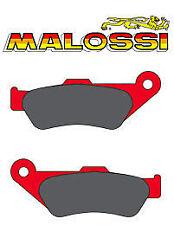 Jeu 2 plaquettes de frein Avant MALOSSI Brake Pads MHR Piaggi X9 500 Evolution