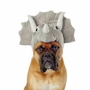 Halloween Triceratops Dog Costume - X-Large