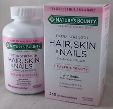 jlim410: Nature's Bounty Extra Strength Hair, Skin & Nails, 250 Softgels