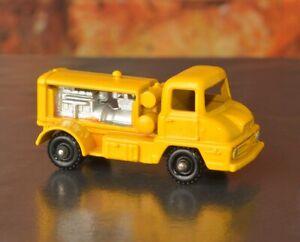 Vintage Lesney Matchbox 28B Thames Compressor Truck - XLNT