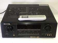 Marantz SR7400 7.1 Home Theater Receiver with Remote Bundle