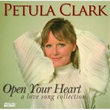 Clark, petula-Open your heart love song Collection CD neuf emballage d'origine