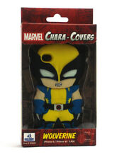 iPhone 4/4s Wolverine Chara-Cover Protective Case Marvel Comic Hero X-Men New