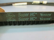 Gates 5VX1250 Super HC Molded Notch Belt Lot of Three
