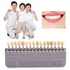 Durable porcelaine dents Dentaire Matériaux VITA 16 Couleurs Shade Guide Dents 3D