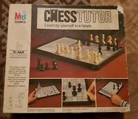 Vintage MB Games Chess Tutor Learn Chess in 4 Hours ***FREE P&P***