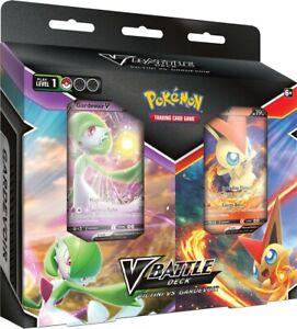Pokemon Victini V vs Gardevoir V Battle Both Deck Bundle - TCG New and Sealed