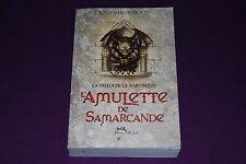 TRILOGIE DE BARTIMEUS - Jonathan Stroud - Wiz - 1 : L'Amulette de Samarcande
