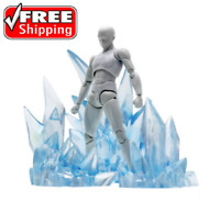 ☀️ Effect Ice Iceberg Figuarts Figma D-arts rider 1/6 1/12 figure hot toys model