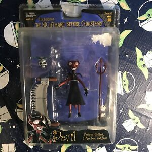 """NECA Nightmare Before Christmas, Series 4 """"Devil"""" Action Figure FACTORY SEALED!!"""
