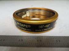 "PI Tape P4SSID 36 - 48"" Stainless Inside Diameter Precision Diameter Tape  NB63"