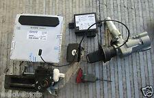 2000 MERCEDES SLK 230 AUTOMATIC R170 ENGINE ECU KEY FOB + LOCK SET 0001532179