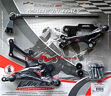 Estriberas Valtermoto tipo 1 para Honda CBR 600 RR 2003 03 2004 04 (peh40)