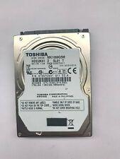 """1TB  HDD 2,5"""" SATA Toshiba - Laptop Hard Drive Disk"""