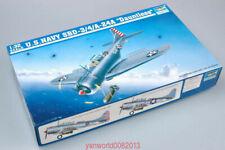 Trumpeter 1/32 02242 US. Navy SBD-3/4 A-24A Dauntless