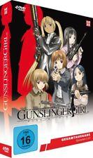 Gunslinger Girl - Staffel 1 - Gesamtausgabe - DVD - NEU