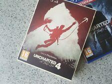 Uncharted 4-sólo en PLAYSTATION-PS4-Nuevo-mismo día post, post rápido!