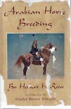 Arabian Horse Breeding 1953 hardback