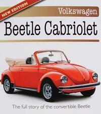 BOEK/LIVRE/BOOK : VOLKSWAGEN KEVER CABRIOLET (convertible beetle,vw,oldtimer)