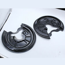 Brake Disc Splash Panel Rear Black For VW SKODA AUDI SEAT A3 1K0615611AB