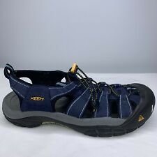 Keen Newport H2 Navy Blue Hiking Sport Sandals Water Shoes Mens US 10.5