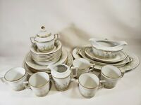 Lot of AK KAISER ARTEMIS W Germany Porcelain Dinnerware designed by Nosseck