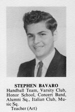 1967 New York City Dewitt Clinton School Yearbook~Photos~History~Baseball~Bronx