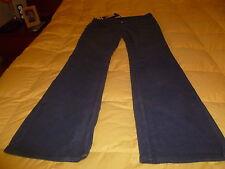 NWT ESCADA Sport Leyla 4 pocket Straight Leg Fine Corduroy Jeans in Grey size 42
