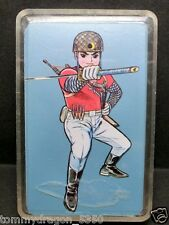 """Ace Playing Cards Co """"Phantom Agents"""" Deck by Tatsuo Yoshida 60s NOS"""