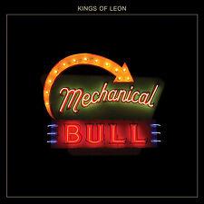 """Kings Of Leon """"mechanical bull"""" CD Digipack NEU Album 2013"""