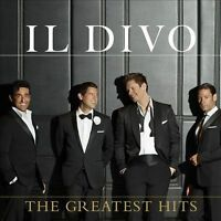 IL DIVO The Greatest Hits CD BRAND NEW