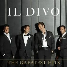 IL DIVO The Greatest Hits 2 CDs Deluxe Edition 31 Tracks Limited 2012 FREE SHIP