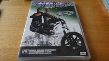 AMERICAN CHOPPER THE SERIES - COMANCHE BIKE DVD *LIKE NEW *GOING CHEAP!*