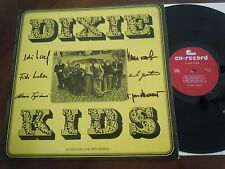 DIXIE KIDS Same SWISS EUGSTER LP 1975 MINT signed