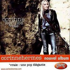 CORINNE HERMES - VRAIE NEW CD