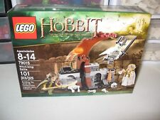 "LEGO RETIRED  ""WITCH-KING BATTLE"" THE HOBBIT THE BATTLE OF THE FIVE ARMIES"