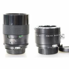 Vivitar VMC 2,5/90 Macro Lens - 90mm F/2.5 Makro Objektiv 1:1 Nikon Non Ai