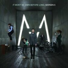 MAROON 5 - IT WON'T BE SOON BEFORE LONG 2008 DELUXE EDITION UK CD
